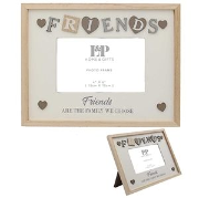 Sentiments friends  picture frame